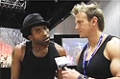 Rob Riches At The 09 Iron Man Expo: Behind The Scenes With Breakdancer Leo