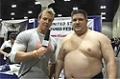 Rob Riches At The 09 Iron Man Expo: Dan - The Current US Sumo Champion