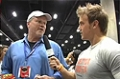 Rob Riches At The 09 Iron Man Expo: Founder Of Kickbrix & Lisa with Skinny Jeans Workout