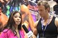 Rob Riches At The 09 Iron Man Expo: IFBB Pro Nicole Rollolazo