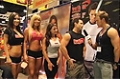 Rob Riches At The 09 Iron Man Expo: Jake Sawyer Of Pro Fight Supplements