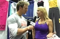 Rob Riches At The 09 Iron Man Expo: Laura Makowski Of Mak Attack