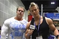 Rob Riches At The 09 Iron Man Expo: Mr. Olympia Jay Cutler