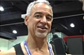 Rob Riches At The 09 Iron Man Expo: The Texas Shredder Dave Goodin