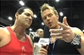 Rob Riches At The 09 Iron Man Expo: World Champion Dr. Nick Delgado