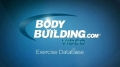 Exercise Guides: Wide Grip Decline Barbell Pullover, Female/Short Clip