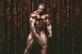 2009 Iron Man Pro: Top 10 Posing Routines - Silvio Samuel