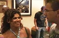 2007 Europa Super Show: Angela Monteleone-Semsch Wants To Kiss Dina Al-Sabah