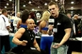 2010 Arnold Classic: Wheelchair Bodybuilding Promoter Nick Scott