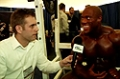 2010 Arnold Classic: Friendly Phil Heath