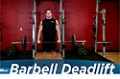 Exercise Guides: Barbell Deadlift, Male/Short Clip