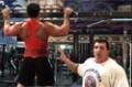 The Fit Show Season One, Episode #10: Part One - Milos' Back Training