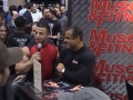 2005 Arnold Classic: Dugdale Being Interviewed