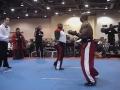 2005 Arnold Classic: Flex Fighting (Clip 1)