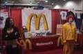 2006 Arnold Classic: McDonald's Booth