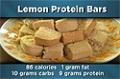 Video Article: Jamie Eason's Lemon Protein Bars
