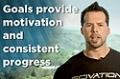 Video Tip: Derek Charlebois' Attainable Goals Tip