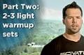 Video Tip: Derek Charlebois' Warm Up Tip
