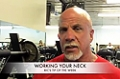 Ric's Corner: Tip Of The Week - Working Your Neck
