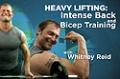 Video Article: Whitney Reid's Intense Back & Bicep Training