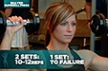 Lee Labrada's 12 Wk Lean Body Trainer: Week 1, Day 7 - Chest, Shoulders & Triceps