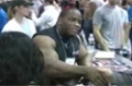 2007 Arnold Classic: Glimpse of Johnnie O. Jackson