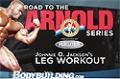 Road To The Arnold 2011: Johnnie O. Jackson's Leg Workout