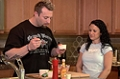 Hardcore 12-Wk Daily Trainer With Kris Gethin: Wk 11, Day 71 - Cooking With Christina