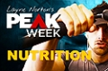Layne Norton's Peak Week: Nutrition