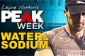 Layne Norton's Peak Week: Water & Sodium