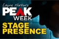 Layne Norton's Peak Week: Stage Presence