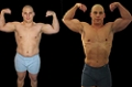 Male Transformations: Colton Schenk's 12 Week Hardcore Transformation