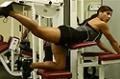 Amateur Bikini Competitor Cynthia Gonzales' Glutes Routine