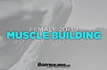 Find A Supplement Plan: Female 20-39 Muscle Building