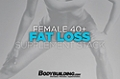 Find A Supplement Plan: Female Over 40 Fat Loss