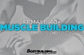 Find A Supplement Plan: Female Over 40 Muscle Building
