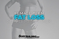 Find A Supplement Plan: Female Teen Fat Loss