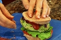 Jamie Eason's LiveFit Recipes: Italian Turkey Burgers