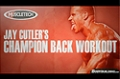 2011 Road To The Olympia: Jay Cutler's Champion Back Workout