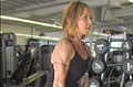 Masters Amateur Bodybuilder Carolyne Solari Trains Arms