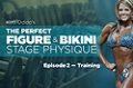 Kim Oddo's The Perfect Figure & Bikini Stage Physique: Training