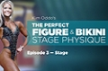 Kim Oddo's The Perfect Figure & Bikini Stage Physique: Stage