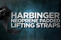 Accessory Guides: Harbinger Neoprene Padded Lifitng Straps