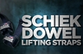 Accessory Guides: Schiek Dowel Lifting Straps