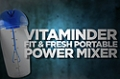 Accessory Guides: Vitaminder Fit & Fresh Portable Power Mixer