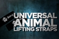 Accessory Guides: Universal Animal Lifting Straps