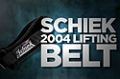 Accessory Guides: Schiek 2004 Lifting Belt