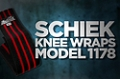 Accessory Guides: Schiek Knee Wraps Model 1178