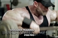 2012 Road To The Arnold: Branch Warren Shoulder Workout