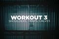 Jim Stoppani's 12-Week Shortcut To Size: Ph 1, Wk 1, Day 4 - Shoulders/Traps/Calves